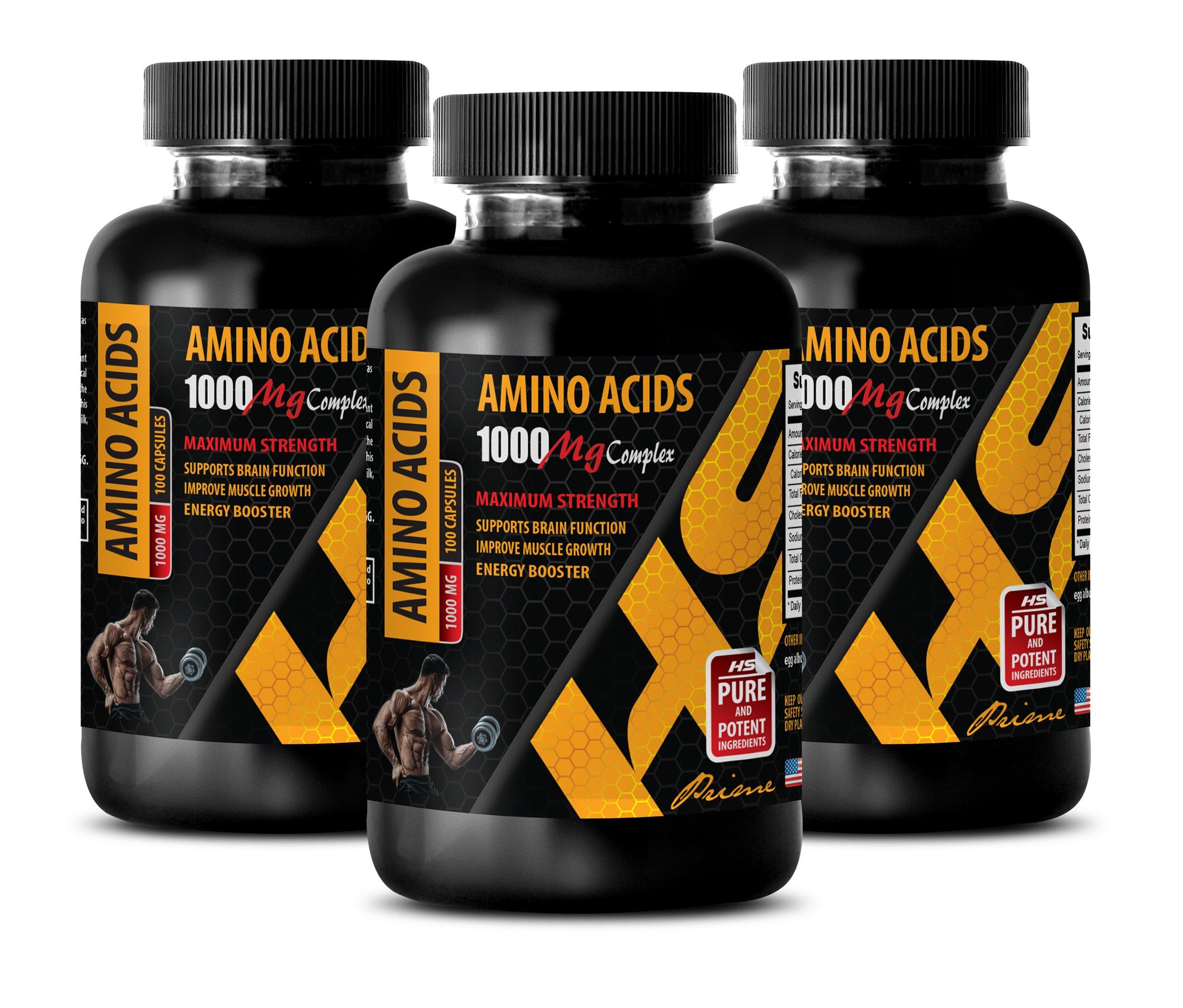 Vitamin Supplements Amino Acids